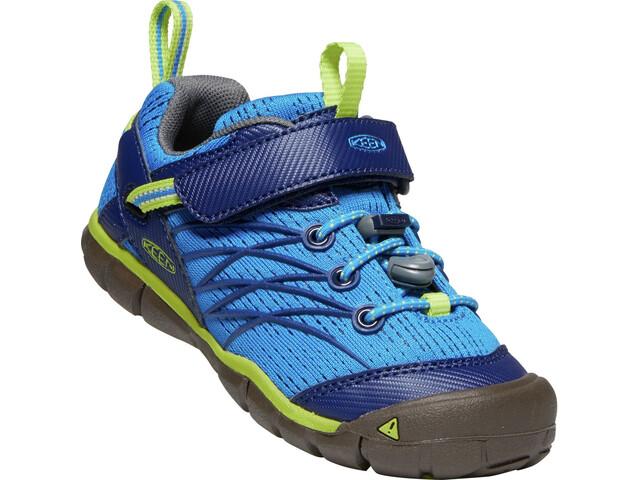 Keen Chandler CNX Shoes Kids brilliant blue/blue depths